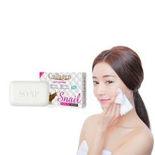 Buy Nutritional whitening hyaluronic acid hand soap whitening anti-wrinkle skin cleaning face soap acne prevention. mite elimination directly from merchant!