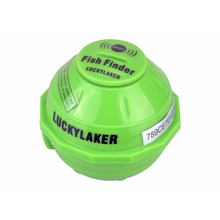 FF916 Wireless Fish Finder Fishfinder Sonar Eco-Meter Deep Better Sea Fishing Bite Alarm EU Plug