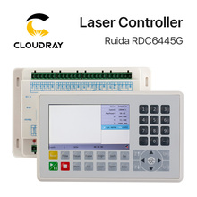 Co2 Laser DSP Controller Ruida RDC6442G + Meanwell 24V 3.2A 75W Switching Power Supply for Laser Engraving Cutting Machine ruida rd rdlc320 a co2 laser dsp controllerr rd320a co2 laser controller use for laser engraving and cutting machine