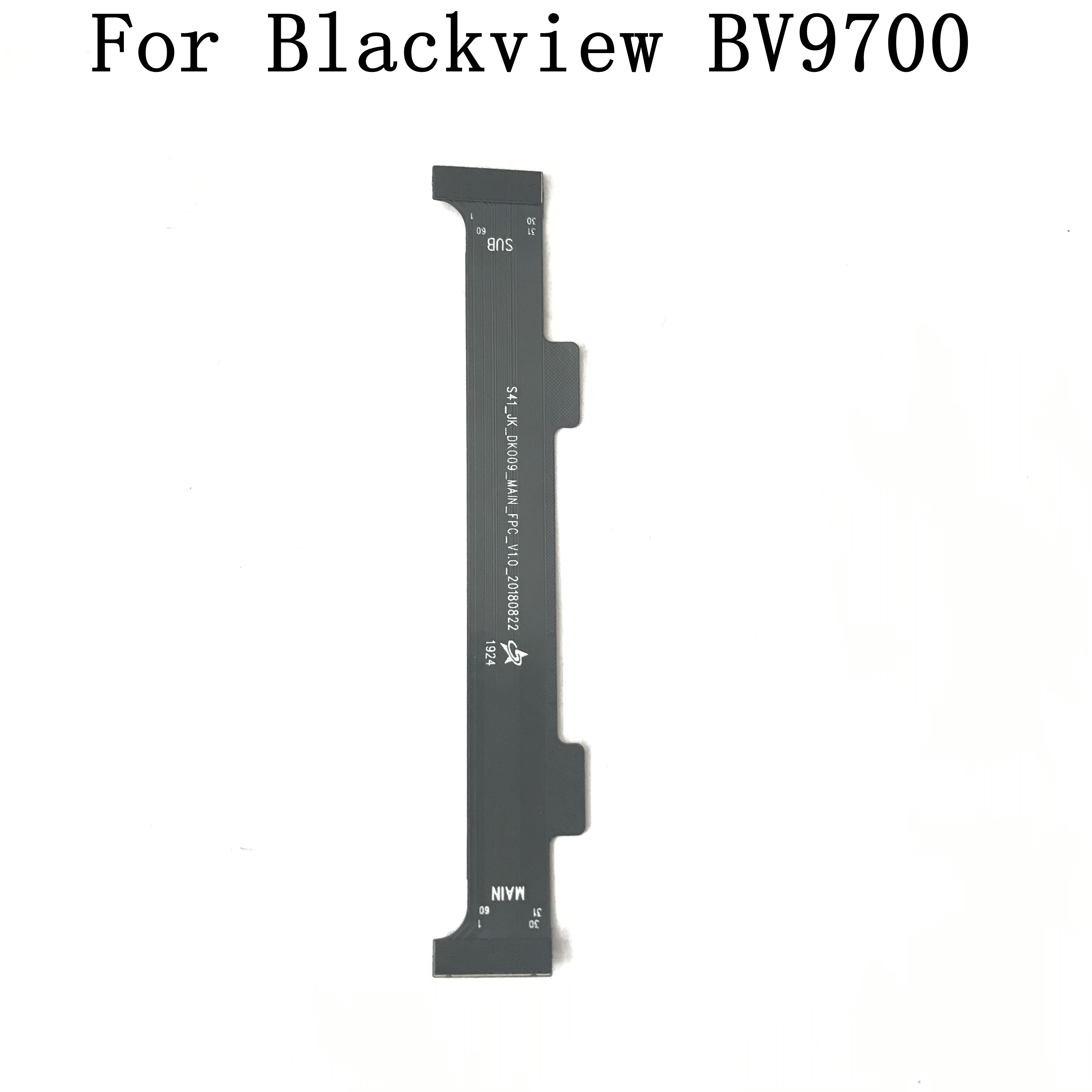 Blackview BV9700 New USB Charge Board to Motherboard FPC For Blackview BV9700 Pro MTK6771T 5.84inch 2280*1080 Smartphone