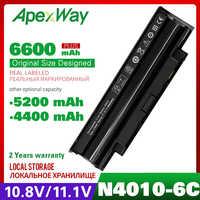 Batteria Per Dell Inspiron N5010 N5110 N5020 N5030 N5040 N5050 N3110 N4010 M5030 N7010 N7110 13R 14R 15R 17R 3450n 3550 3750