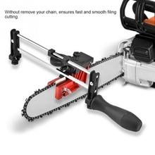 GTBL Professionalเครื่องตัดหญ้าลูกโซ่ลูกโซ่แฟ้มท่องเที่ยวSharpener Sharpenerท่องเที่ยวสำหรับGarden Chain Saw Sharpenerสวนเครื่องมือ