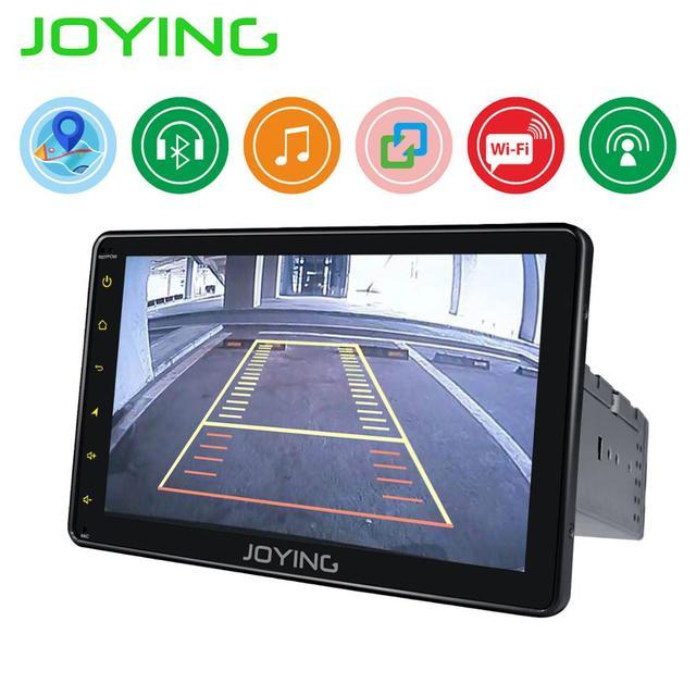 Универсальная автомобильная магнитола, Android 8,1, IPS экран 8 дюймов, 1 Гб + 16 Гб