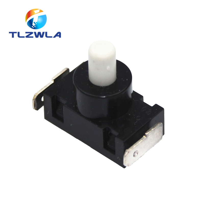 1pcs Vacuum Cleaner Switch 16A125V 8A250V KAN-J4 2 Button Limit Switches.