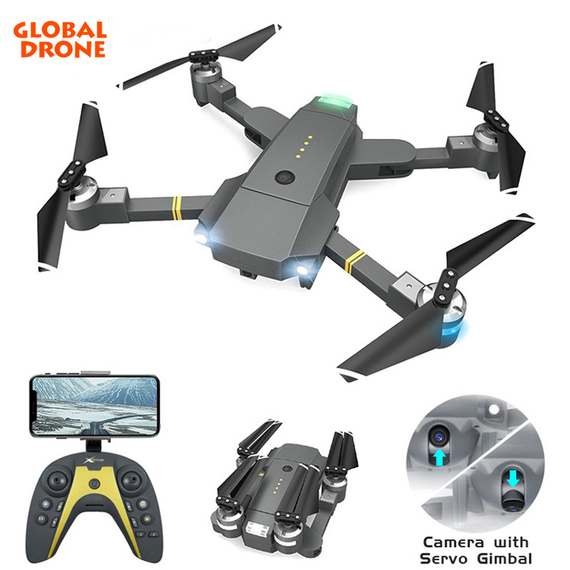 XT-1 Plus Foldable Unmanned Aerial Vehicle Intelligent Following Gesture Photo Shoot AR Model Set High Aircraft For Areal Photog