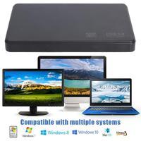 """VKTECH HDD Case 2.5 """"SATA إلى USB 3.0 محول القرص الصلب الضميمة ل SSD صندوق القرص HDD USB 2.0 HD قالب أقراص صلبة خارجية-في صندوق محرك أقراص HDD من الكمبيوتر والمكتب على"""