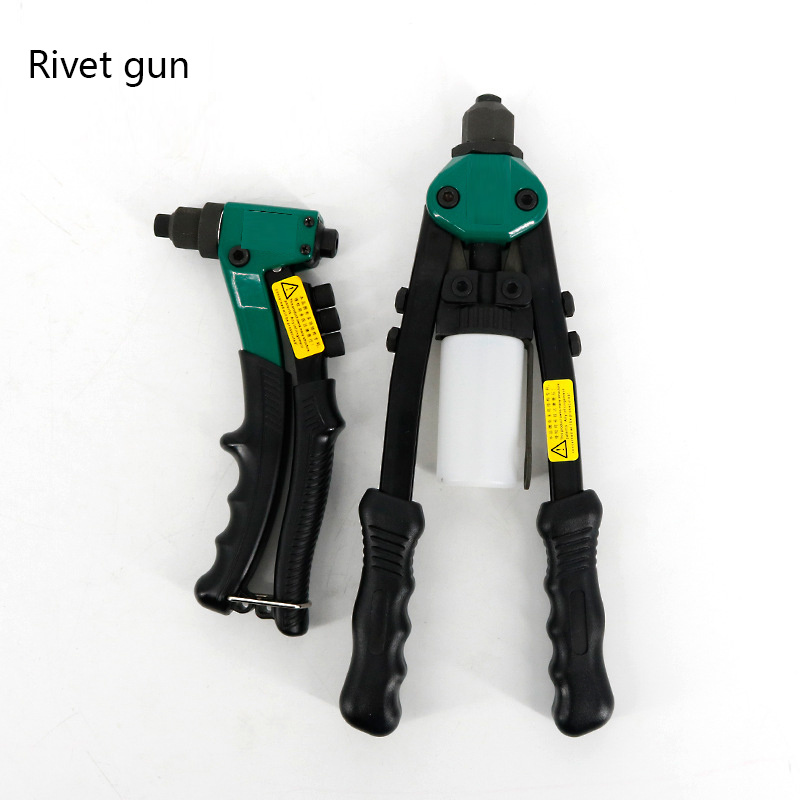 Industrial Grade Tool Labor-saving Rivet Gun Single Handle Rivet Gun 8 Inch 90501 Manual Riveter  Tools  Rivet Gun
