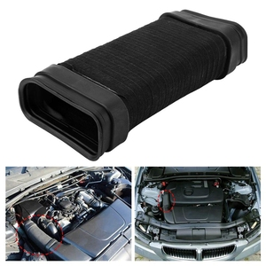 Image 2 - محرك السيارة خرطوم آخذ للهواء ل BMW 3 سلسلة E90 E91 320D 318D 7795284 13717795284