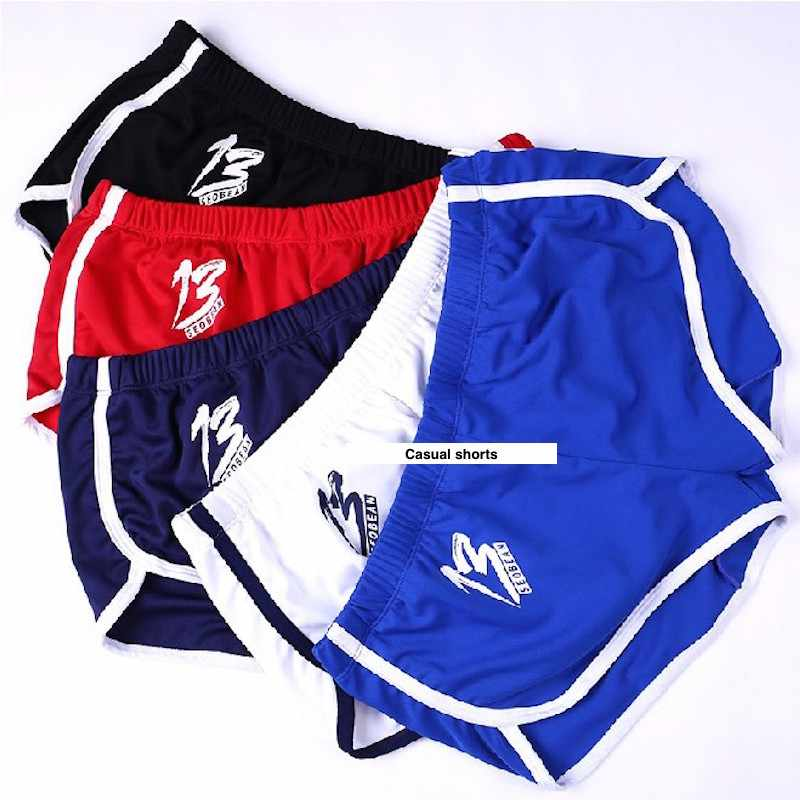 Para Hombre Pantalones cortos de gimnasio moda corto cortos hombres Pantalones dormir boxer ropa interior hombre Pantalones cortos de pijama inicio salón casual jogger Pantalones cortos