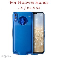 KQJYS Power Bank Battery Charging Cover for Huawei Honor 8X Battery Case Portable Battery Charger Case for Honor 8X Max