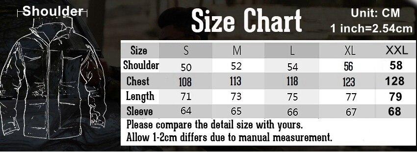 M65 Size