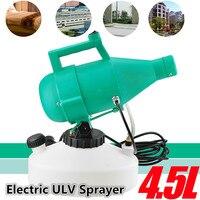 220V 1400W Elektrische ULV Fogger Sprayer Kalten Fogging 4 5 L Ultra Low Volume Vernebler Sterilisator Für Desinfektion Zerstäuber-in Sprühgeräte aus Heim und Garten bei