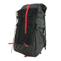 3F UL GEAR 35L 45L Lightweight Durable Travel Camping Hiking Backpack Outdoor Ultralight Frameless Packs UHMWPE Bags