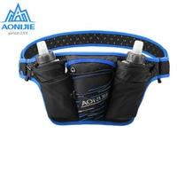 AONIJIE Running Marathon Jogging Ultralight Waist Bag Portable Cell Phone Holder With 2 Pcs 500ml Water Bottles