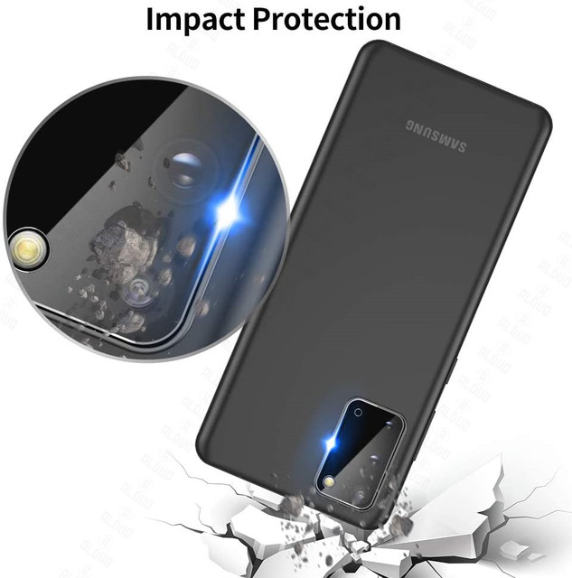 2pcs Camera Lens Glass for Samsung Galaxy A51 A71 Note 20 S20 Ultra Plus S20+ A31 A21S M31 A02 A12 S21 Screen Protector S20 Fe 5