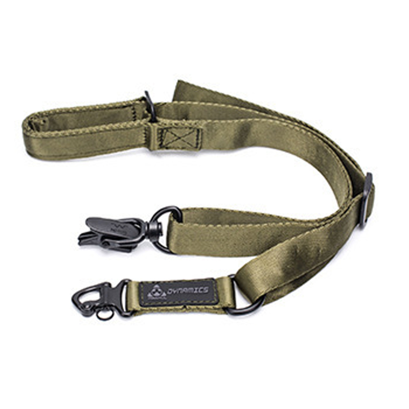 1 Pcs Double Point Tactical Multi-Mission Rifle Sling Gun Strap System Mount Set Suitable For MS2 YFY5062 New