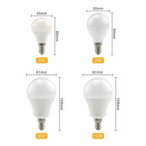 Image 4 - 6PCS LED Bulb E27 LED Lampada Ampoule Bombilla 3W 6W 9W 12W 15W 18W 20W LED Lamp Light 220V Cold/Warm White SMD2835 LED Lights