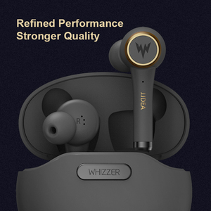Image 2 - Newest WHIZZER TP1S Upgrade Wirelss Bluetooth 5.0 Earphone 3D Stereo TP1 Upgrade CVC 8.0 наушники беспроводные With Touch Contro