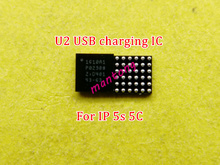 50 adet/grup şarj şarj cihazı ic 36pins U2 1610 1610A 1610A1 iphone 5S için 5c