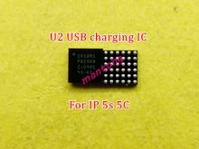 50 pz/lotto di carico del caricatore ic 36pin U2 1610 1610A 1610A1 per iphone 5 5s 5c