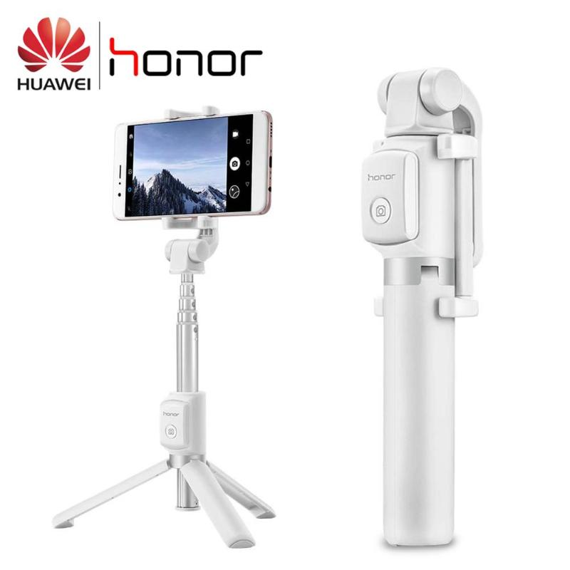 <font><b>Huawei</b></font> <font><b>Honor</b></font> <font><b>AF15</b></font> <font><b>Bluetooth</b></font> Selfie Stick Tripod Portable Monopod Extendable Handheld Selfie Stick for Smart Mobile Phone Stand image