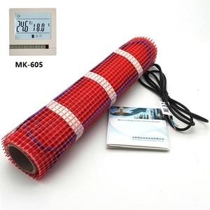Image 2 - MINCO ความร้อน 6 ~ 15m2 เครื่องทำความร้อนใต้พื้น 150 W/M2 สำหรับชั้นร้อนระบบ (WiFi Room THERMOSTAT เลือก)