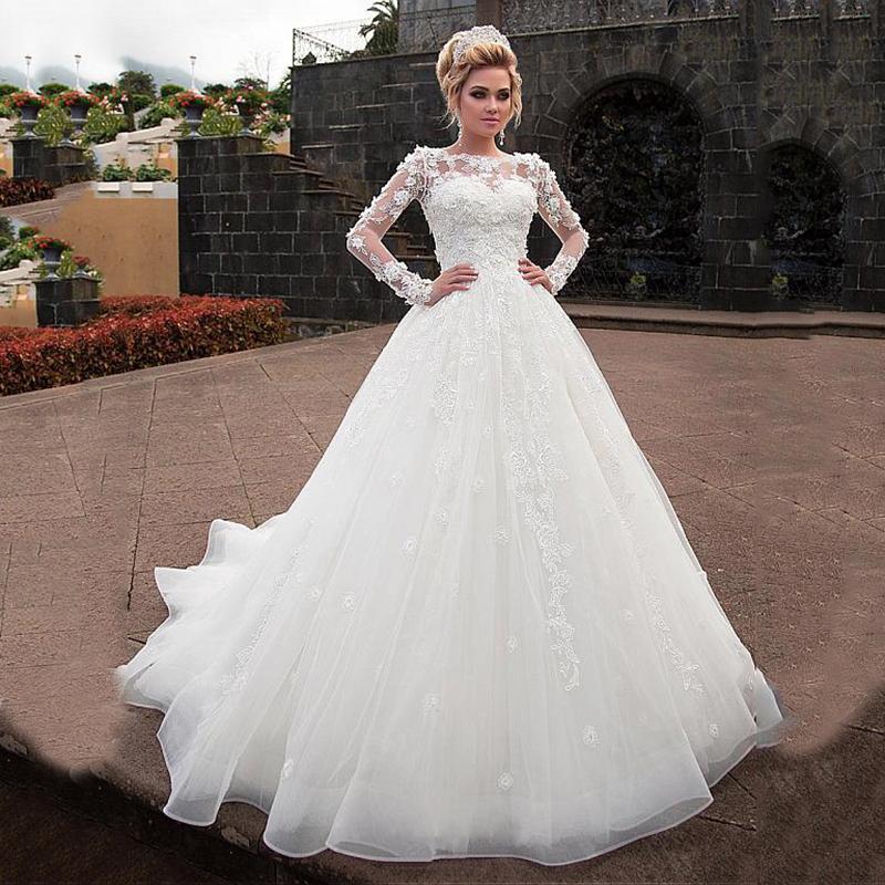 2020 Ball Gown Wedding Dress Ivory Tulle 3d Flowers Lace Appliques Plus Size Bridal Dresses Princess Bride Gown Vestido De Novia Buy At The Price Of 100 89 In Aliexpress Com Imall Com,Mermaid Corset Mermaid Wedding Dresses Plus Size