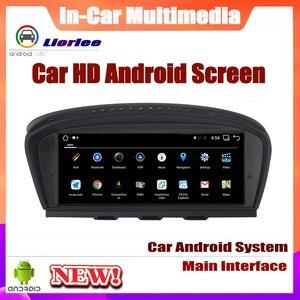 Image 5 - Обновленная система Android для BMW 3 серии E90 E91 E92 E93 2009 ~ 2012 HD сенсорный экран стерео радио ТВ GPS навигация Bluetooth