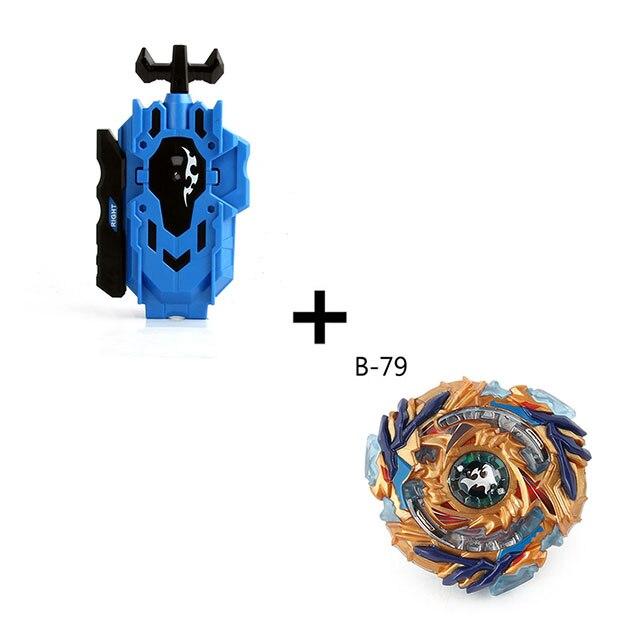 Toupie Beyblades B79 Metal Fusion Top Beyblades Burst 4D Master Bayblades Bey Blade With Launcher Toys For Children Boy