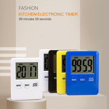Kitchen Timer Alarm-Clock Food-Tools Screen-Display Cooking Digital LCD Home for Outdoor