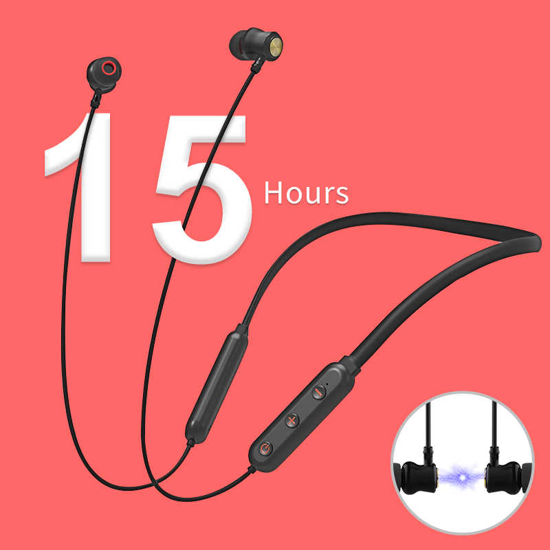 Nillkin True Wireless Bluetooth Earphone 5 0 Neckband Headphone Microphone Metal Magnetic Headset Earbuds Gaming Running Sport Aliexpress