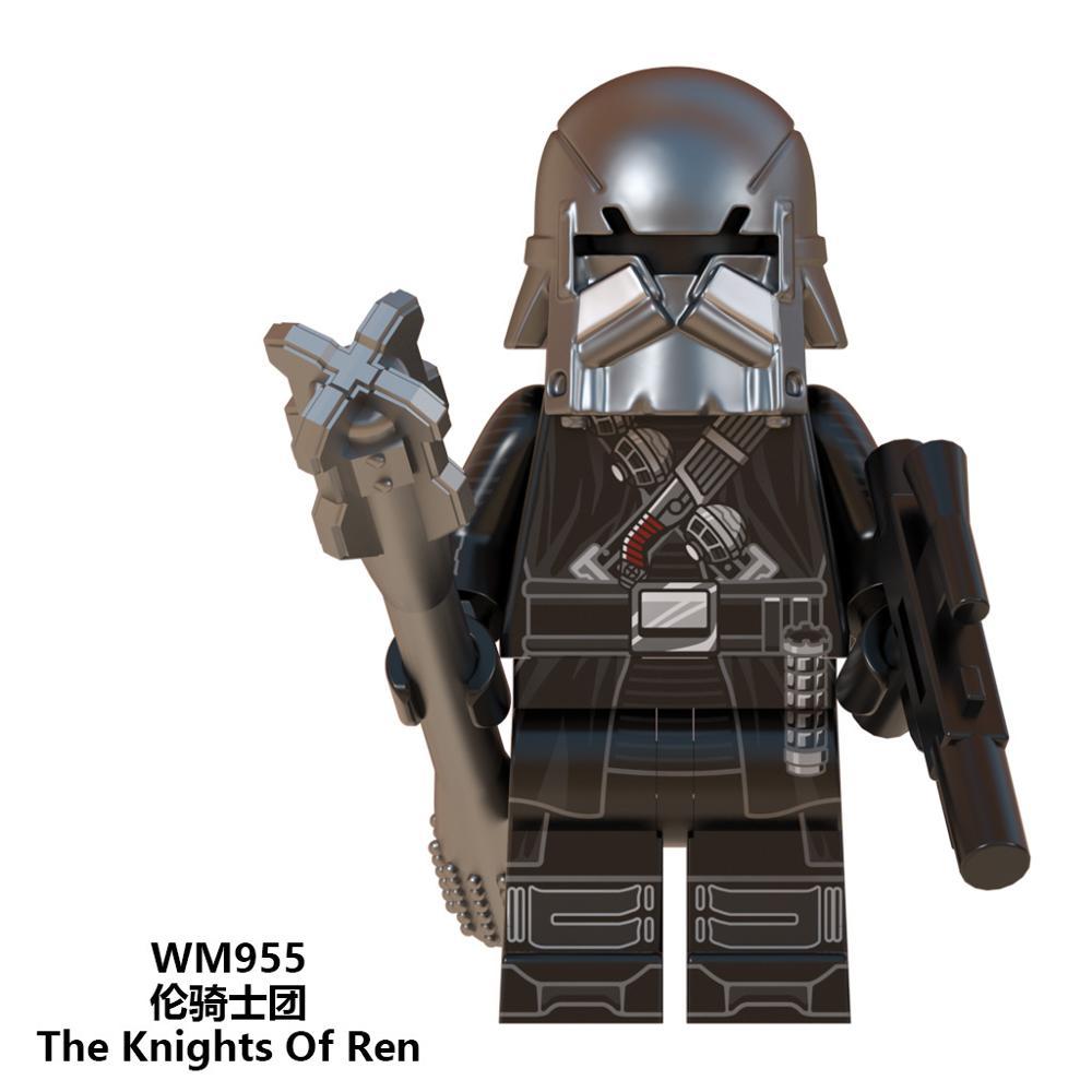 Star Wars The Knights Of Ren Starkiller StarWars Toys