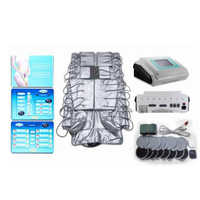 Professional pressotherapy air pressure massage machine lymphatic pressotherapy slimming  detoxification machine