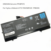 ONEVAN Genuine NEW FPCBP372 Laptop Battery For Fujitsu Lifebook U772 Notebook FMVNBP220 FPB0281 14.4V 45Wh
