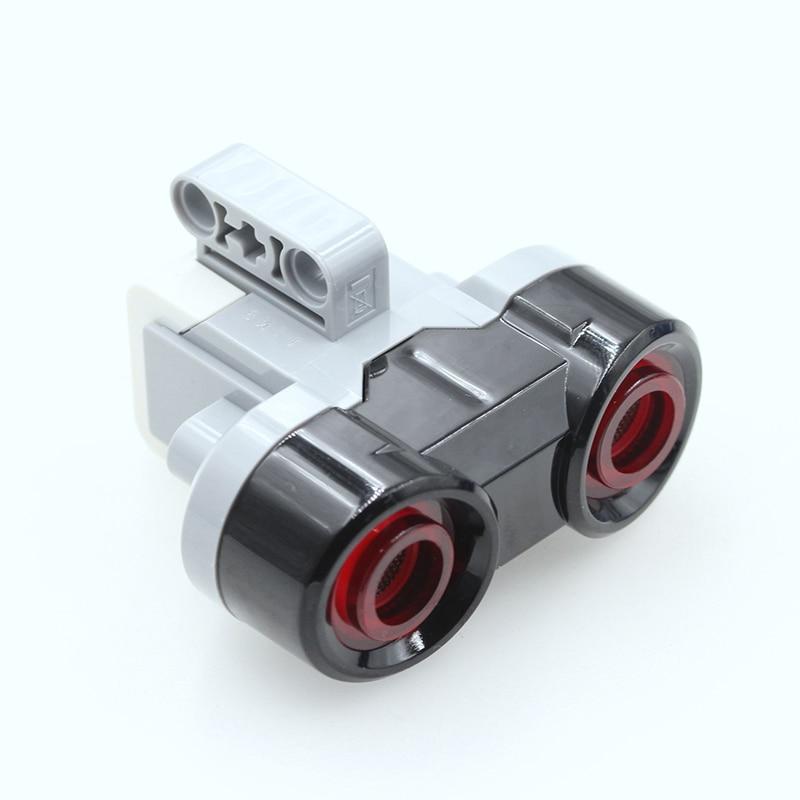 Official Lego Ultrasonic Sensor Lots of Fun! USED Lego EV3 Mindstorms 45504