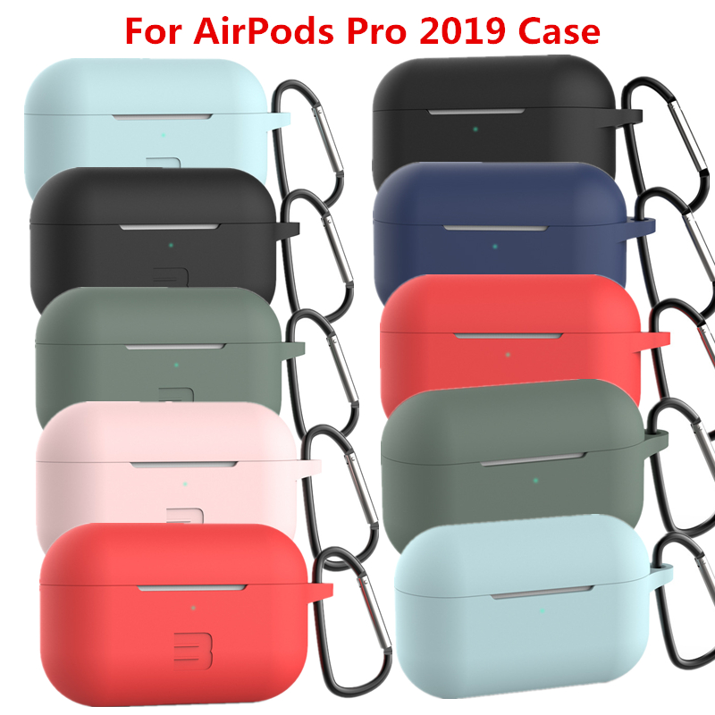 Soft Silicone Case for AirPods Pro 23