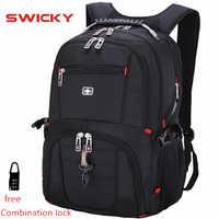 Многофункциональный вместительный мужской рюкзак, Модный водонепроницаемый рюкзак для ноутбука 15,6 дюйма с usb-зарядкой и защитой от кражи, 17...
