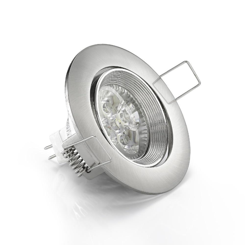 recessed light spotlight habitacao led halogenio mr16 01