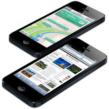 Unlocked Original For  iPhone 5 Dual-core 1G RAM 16GB/32GB/64GB ROM 4.0 inches 8MP Camera WIFI GPS Cell Phones