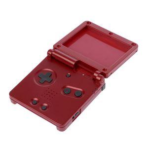 Image 2 - Für Nintendo GBA SP Für Gameboy Gehäuse Fall Abdeckung Ersatz Voll Shell Für Voraus SP