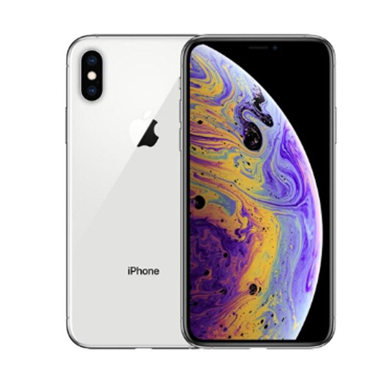 Used Original Unlocked Apple iphone XS Max Cell phones Face 4GB RAM 64/256GB ROM 4G LTE Hexa Core 6.5