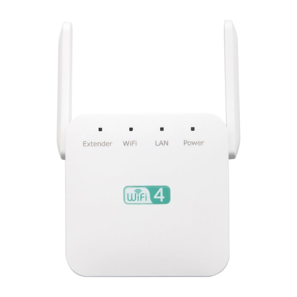 New Wireless Wifi Repeater/Router 2.4G 5G Dual Band Wifi Signal <font><b>Amplifier</b></font> AP Signal Booster Network Range Extender image