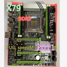 X79 Turbo Xeon E5 Processor PCI-E SATA3 Support ATX SSD Memory REG USB3.0 ECC And Nvme-M.2