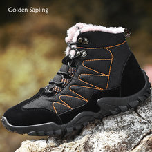 Мужские уличные ботинки golden saling Классическая обувь для