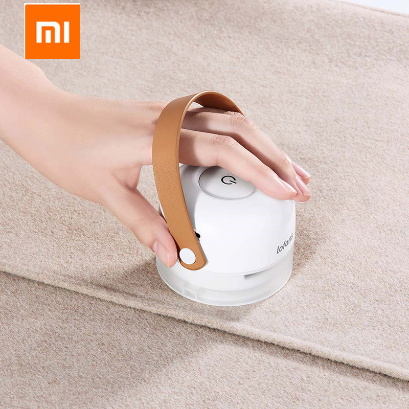 Original Xiaomi Mijia Lofans CS - 622 Hair Ball Trimmer Rechargeable Hairball Removal Shaving Machine From Xiaomi Youpin