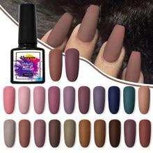 Mirineer Nail Gel Polish Autumn Winter Color Varnishes Glitter Sequins Soak Off Semi Permanant UV LED Art Hybrid Lacquers