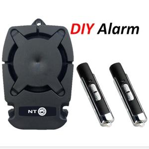 NEW DIY car alarm system with