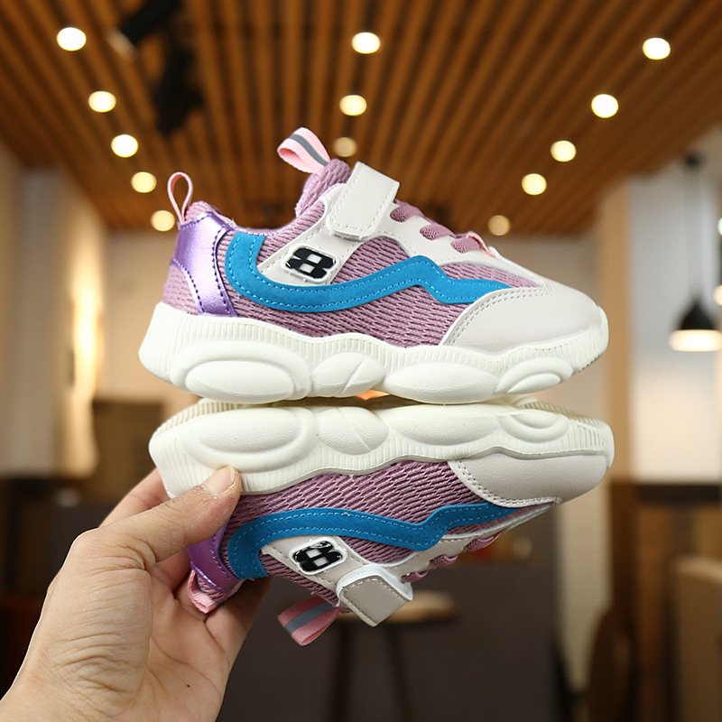Colorful Anti-Slippery Patchwork Casual Sneaker 4