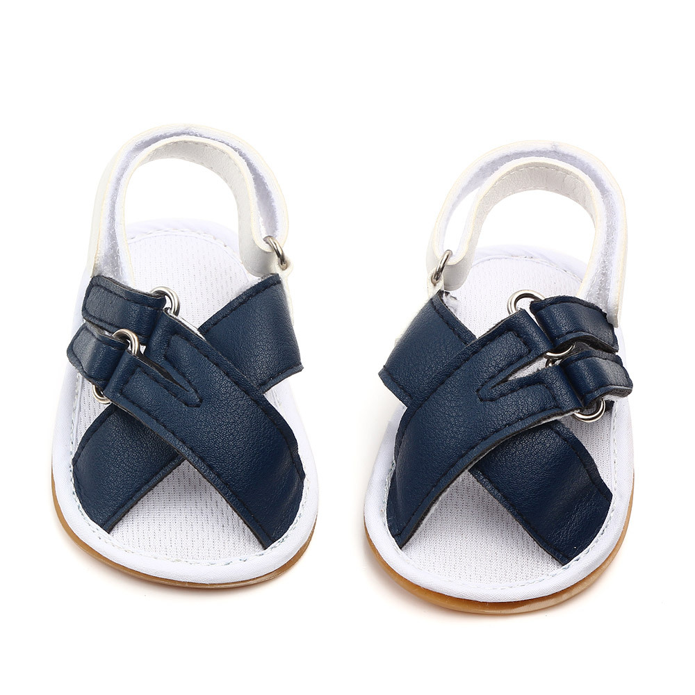 0-18M Baby Summer Shoes Soft Sole Antiskid Baby Boy Shoes Infant Shoes Girls Fashion Baby