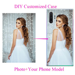 На Алиэкспресс купить чехол для смартфона custom photo name phone diy print case for samsung a51 s20 s10 a71 note10 plus s8 s9 plus s10e s20 ultra